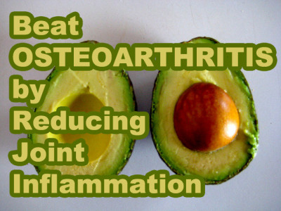 Beating Osteoarthritis by Reducing Joint Inflammation