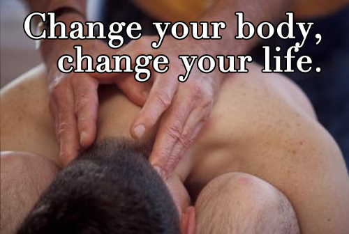 Change your body, change your life.