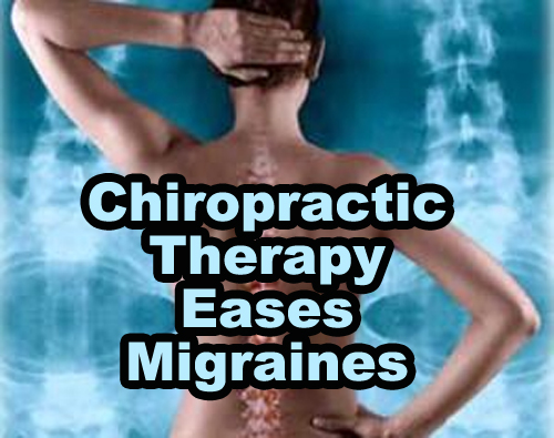 Chiropractic Therapy Eases Migraines