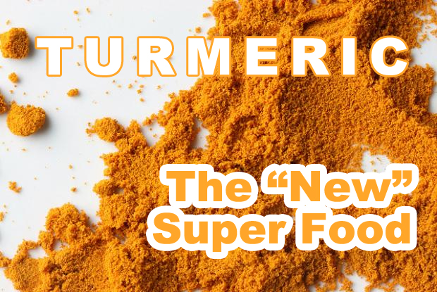 "Tumeric - The ""new"" super food"