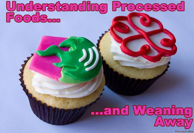 Understanding Processed Foods and Weaning Away