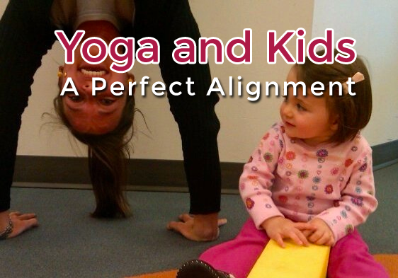 Yoga and Kids: A Perfect Alignment