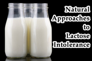 Lactose Intolerance Natural Treatments