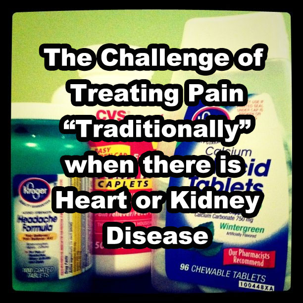 The Challenge of Traditional Pain Treatment