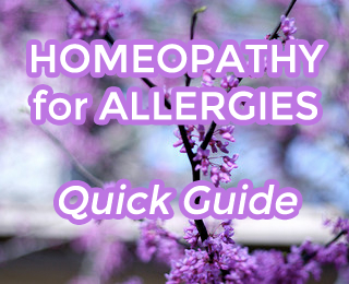 Homeopathy for Allergies, Quick Guide