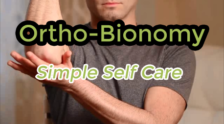 Ortho-Bionomy, Simple Self Care