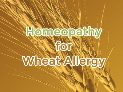 Homeopathy for Wheat Allergy - Natural Medicine