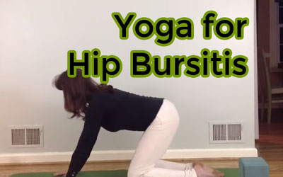 Yoga for Hip Bursitis