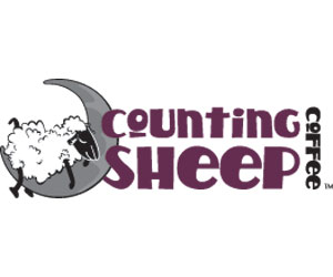 Counting Sheep Coffee Logo