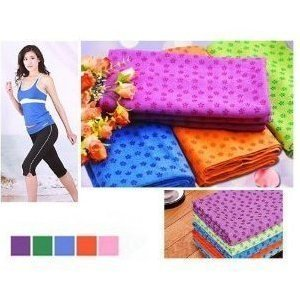 AngelBeauty-Microfiber-Non-Skid-Yoga-Towel-Yoga-Mat-Size-24x72-with-Carry-Bag-Gift-Box-0