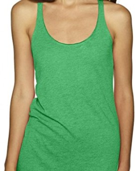 Yoga-Clothing-For-You-Ladies-Tri-Blend-Racerback-Tank-Top-0