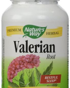 Nature's Way Valerian Root, 530 mg, 100 Capsules