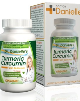 Organic-Curcumin-Turmeric-with-Bioperine-for-more-bioavailable-120-Vegetarian-Capsules-500mg-No-binders-No-Fillers-No-additives-from-Dr-Danielle-0