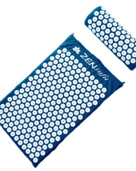 Zensufu-Complete-Acupressure-Mat-and-Pillow-Neck-Back-Massage-Comfort-Set-with-Carry-Bag-0