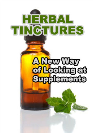 Herbal Tinctures – A New Way of Looking at Supplements post image