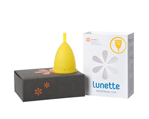 Lunette-Menstrual-Cup-Model-2-Yellow-Lucia-0