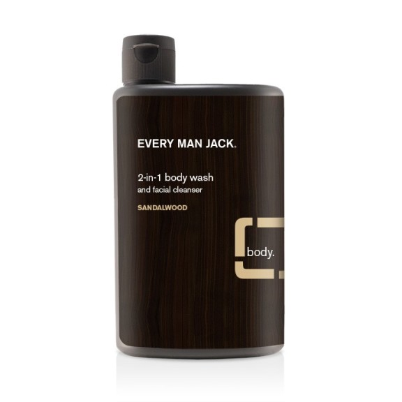 Every Man Jack 2-in-1 body wash