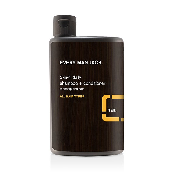 very Man Jack 2-in-1 Daily Shampoo plus Conditioner