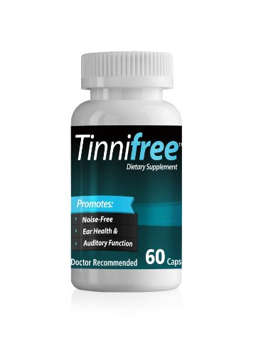 Vita-Sciences-Tinnitus-Relief-Ringing-In-Ears-Cure-Remedy-TinniFree-Proven-60-Cap-0