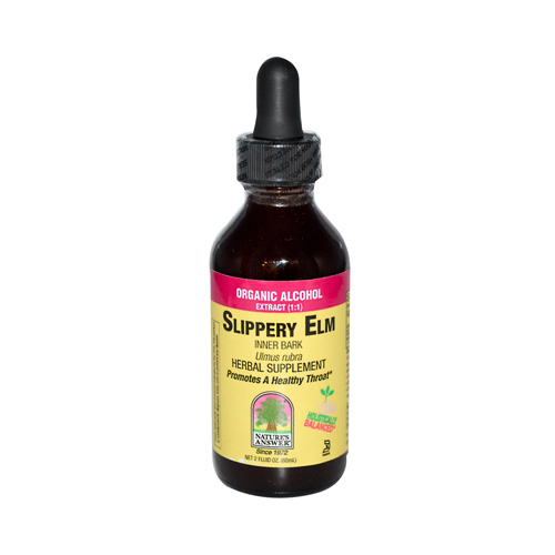 Nature's Answer Slippery Elm Inner Bark - 2 fl oz