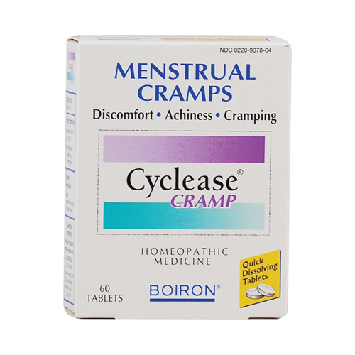 Boiron Cyclease CRAMP - 60 Tablets
