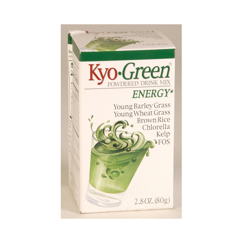 Kyolic Kyo-Green Energy Powdered Drink Mix - 2 oz