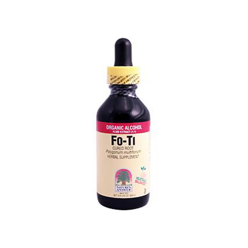 Nature's Answer Fo-Ti Cured Root - 2 fl oz