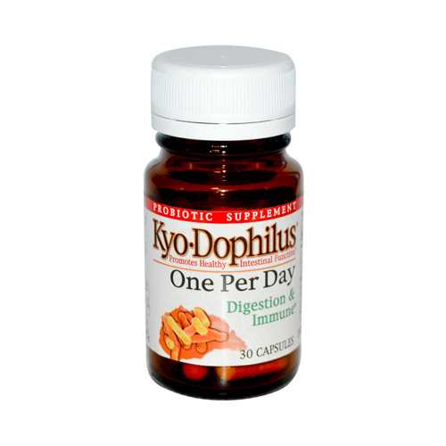 Kyolic Kyo-Dophilus One Per Day - 30 Capsules