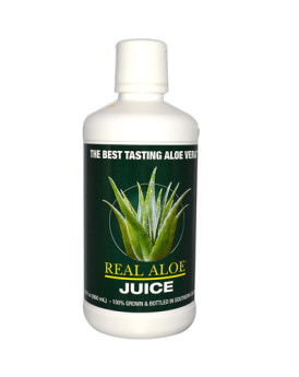 Real Aloe Inc. Real Aloe Vera Juice - 32 oz