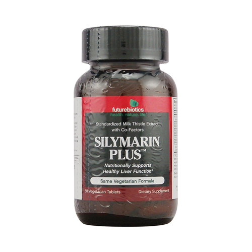 FutureBiotics Silymarin Plus - 60 Tablets