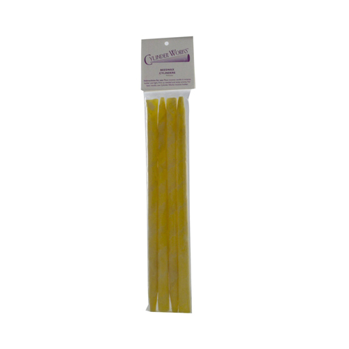 Cylinder Works Beeswax Ear Candles - 4 Pack