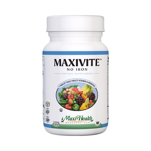 Max Health Maxivite One A Day - 90 Tablets