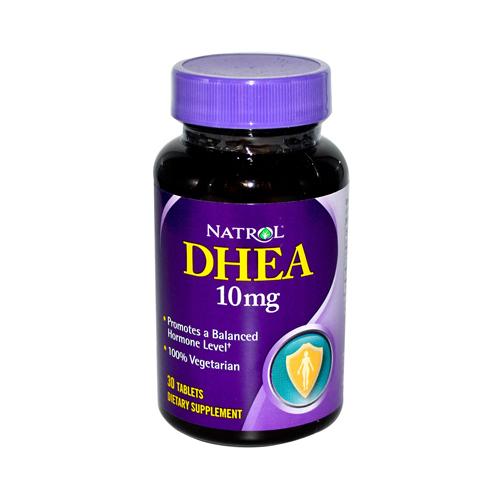 Natrol DHEA - 10 mg - 30 Tablets