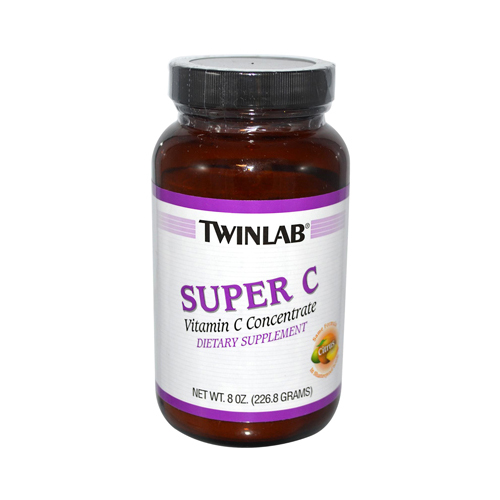 Twinlab Super C - 8 oz