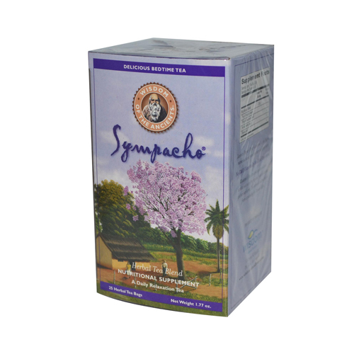 Wisdom Natural Sympacho Herbal Tea Blend - 25 Tea Bags