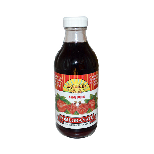 Dynamic Health Pure Pomegranate Juice Concentrate - 8 fl oz