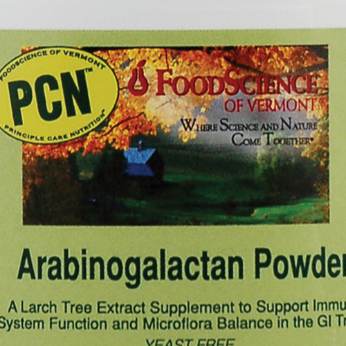 FoodScience of Vermont Arabinogalactan Powder - 100 g