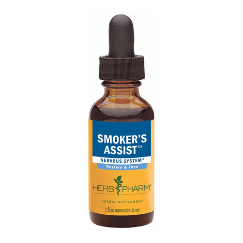 Herb Pharm Smoker's Assist Compound - 1 fl oz
