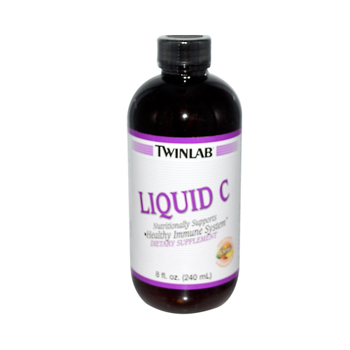 Twinlab Liquid C Citrus - 8 fl oz