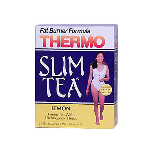 Hobe Labs Thermo Slim Tea Lemon - 24 Tea Bags