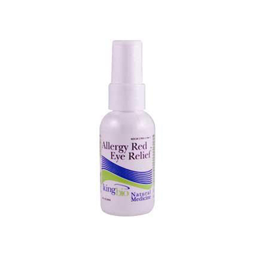 King Bio Homeopathic Allergy Red Eye Relief - 2 oz
