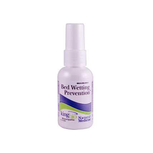 King Bio Homeopathic Bed Wetting Prevention - 2 fl oz