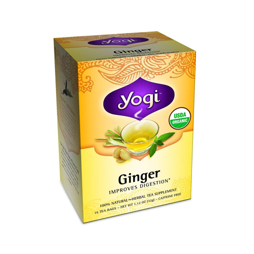 Yogi Tea Organic - Ginger - 16 Tea Bags