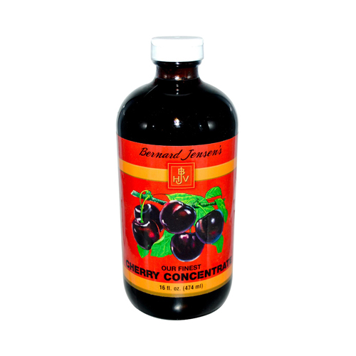 Bernard Jensen Our Finest Cherry Concentrate - 16 fl oz