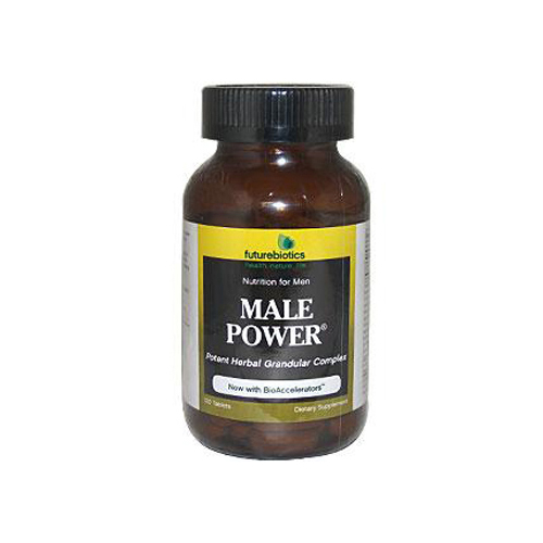 FutureBiotics Male Power - 120 Tablets