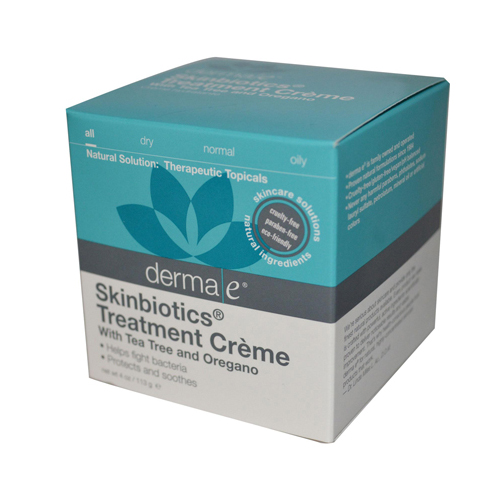 Derma E Skinbiotics Treatment Creme - 4 oz