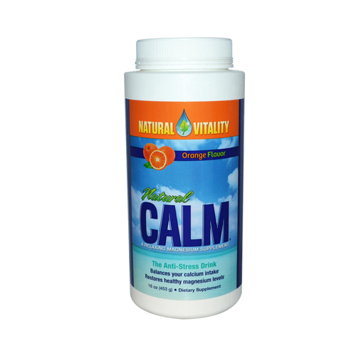 Natural Vitality Natural Calm Orange - 16 oz