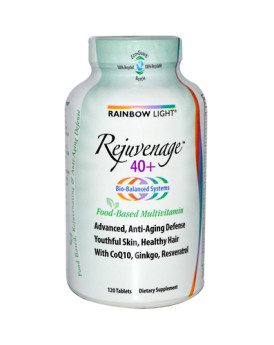 Rainbow Light RejuvenAge 40 plus Multivitamin - 120 Tablets