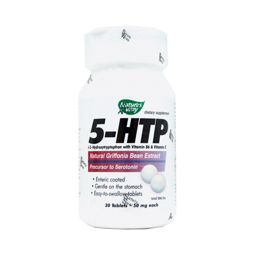 Nature's Way 5-HTP - 30 Tablets