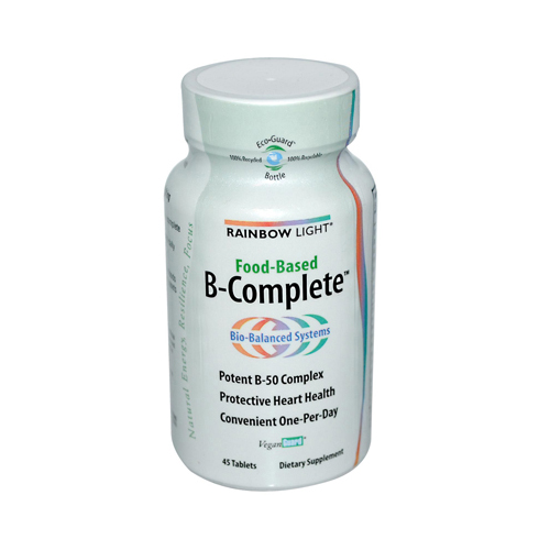 Rainbow Light B-Complete - 45 Tablets